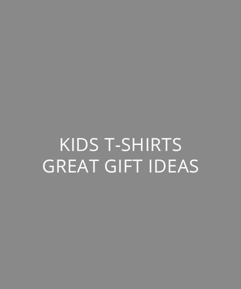 Kids custom t shirts printed, gift idea
